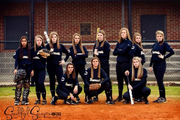 Softball Team Picture Ideas Images