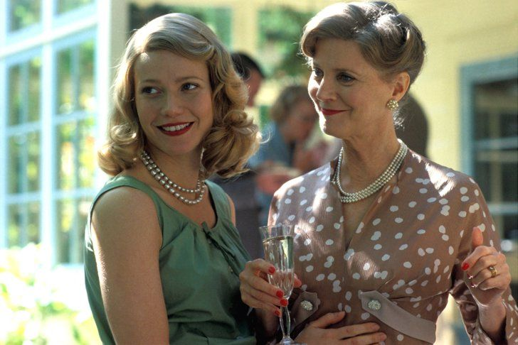 Pin for Later: The Moms and Kids Who Have Starred in Movies Together Gwyneth Paltrow and Blythe Danner