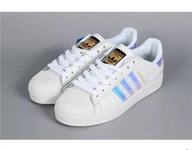 adidas superstar hologram ebay