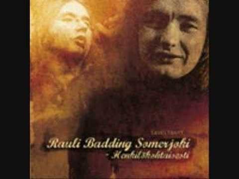 Rauli Badding Somerjoki-Mä Jäin Kii [I Got Stung]