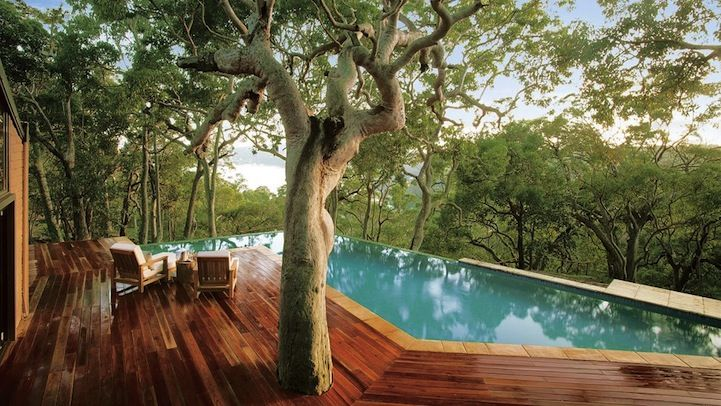 Luxury Retreat Hidden Within Australian Outback #travel #australia