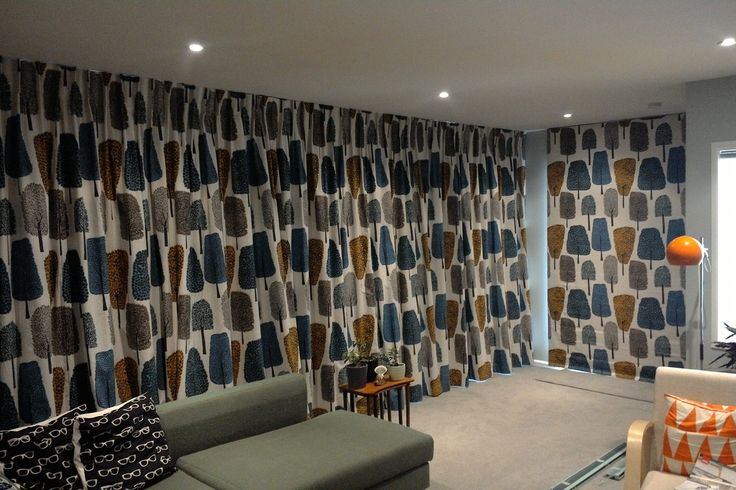 """Cedar"" - Levande wallpaper & fabrics."