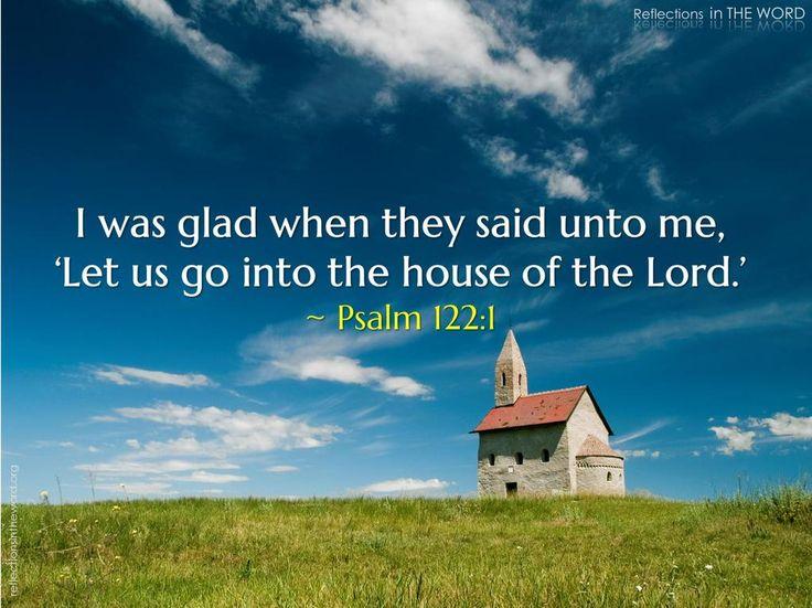 Psalm 122:1 KJV