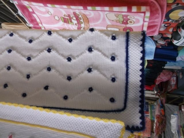 tunus örgüsü bebek battaniyesi - Tunus, Afgan İşi Örgüler