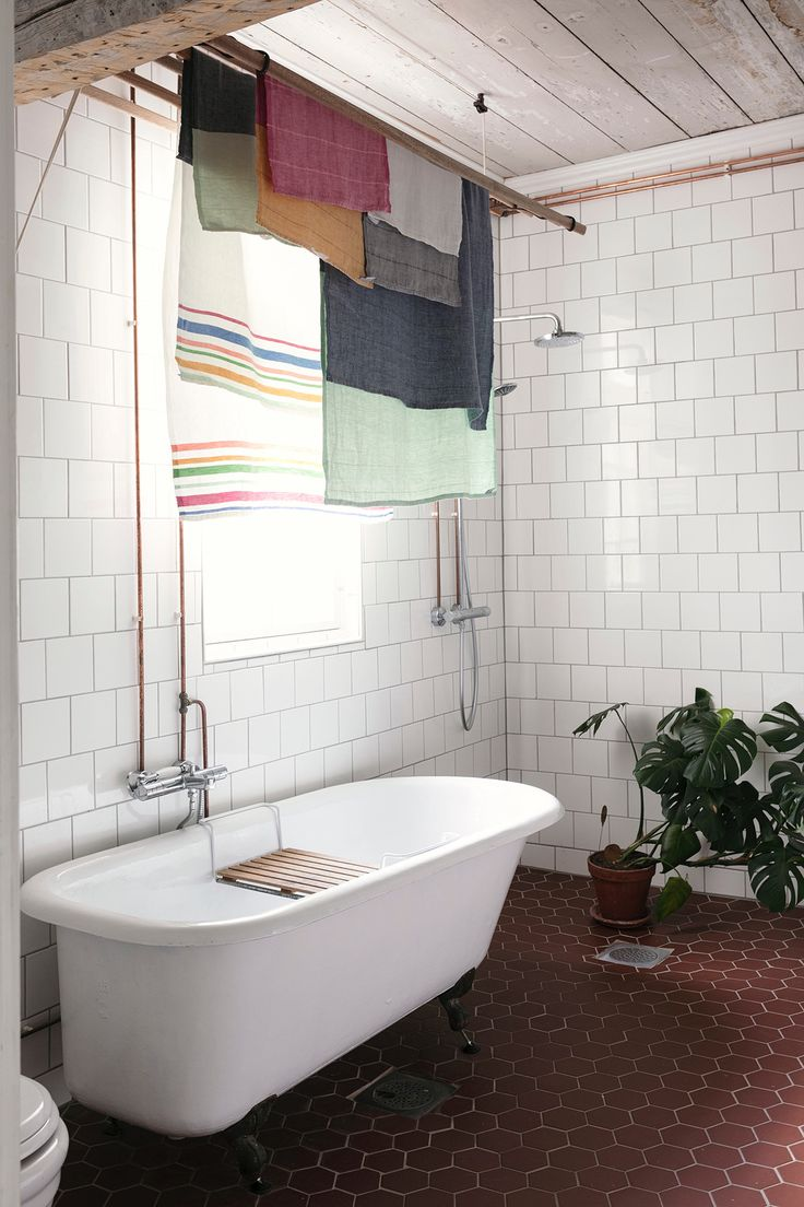 TSAVO and MERU towels. Woven by Lapuan Kankurit in Finland.