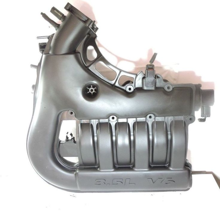2009 Dodge Magnum Challenger Charger 3.5L Upper Air Intake Manifold Assembly OEM #dodgechrysleroem