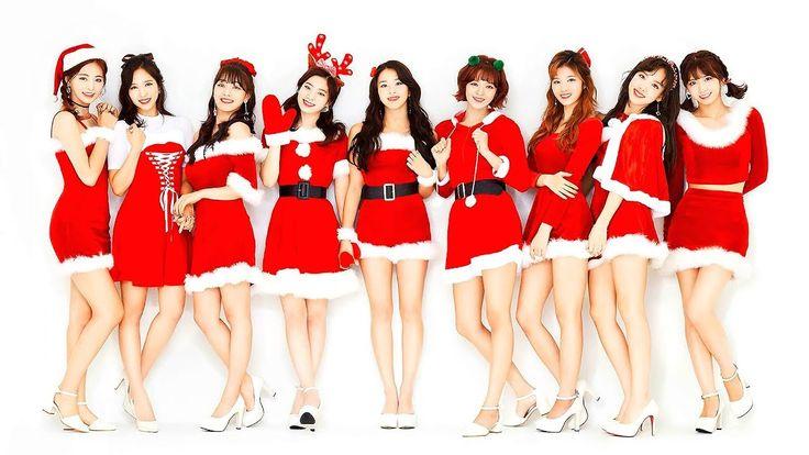 "[MV Image] 트와이스 TWICE Santa Claus! _ ""Merry & Happy(메리앤해피)"""