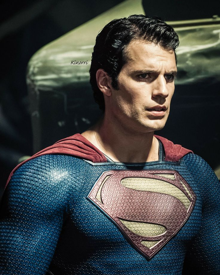 "Henry Cavill - ""Man of Steel"""