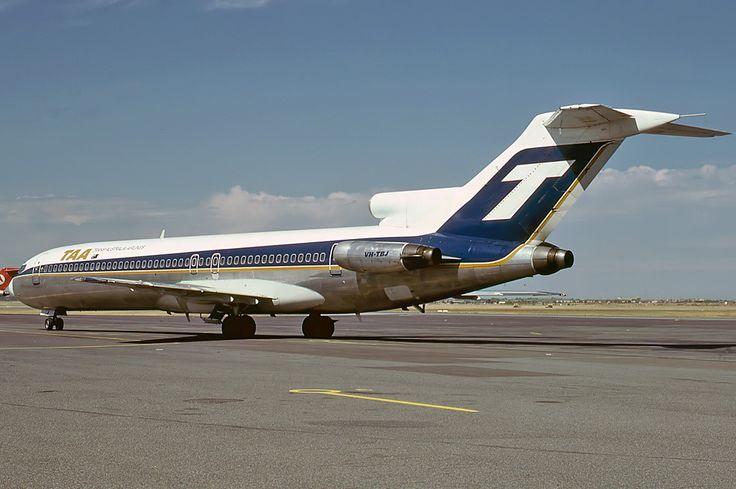Trans Australia Airlines Boeing 727-276 (VH-TBJ)