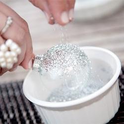 Mooie kerstballen  #diy christmas for-creative-people