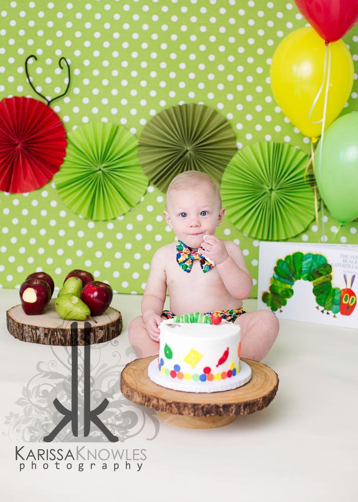 Best 25 Hungry caterpillar cake ideas on Pinterest