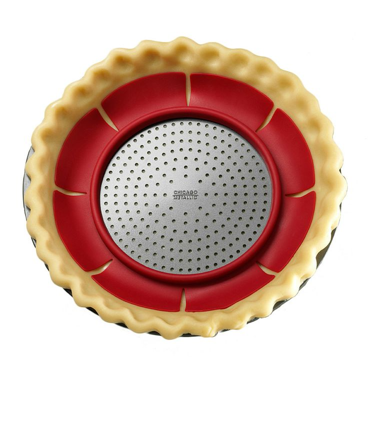 Chicago Metallic Bakeware Silicone & Steel Pie Weight