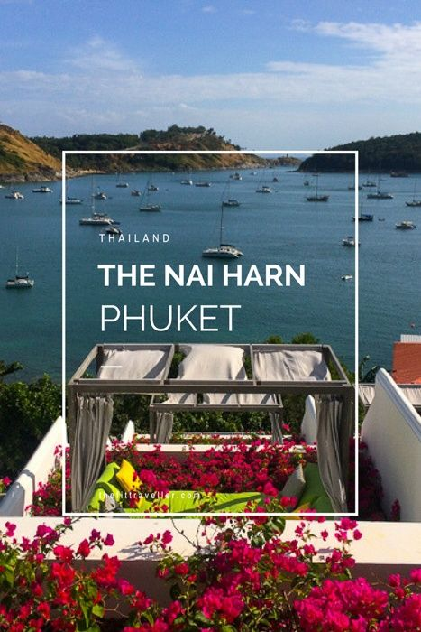 THAILAND - 5-star luxury at The Nai Harn Phuket on Nai Harn Beach. The Nai Harn Phuket offers an iconic location, 5-star luxury and prime position overlooking Nai Harn Beach, making it the perfect Thailand honeymoon spot.