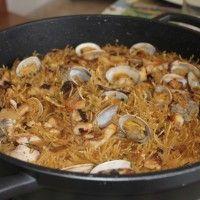 FIDEUA : Cocina y Mucho – Las mejores recetas con Thermomix