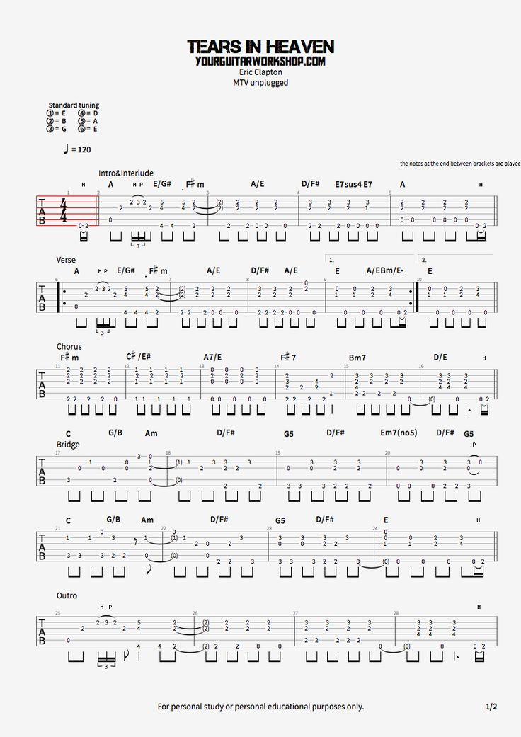 53 Best Guitar Images On Pinterest Guitar Chords Sheet Music And