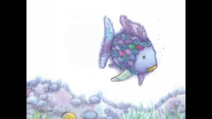 Digitaal prentenboek: De mooiste vis van de zee.