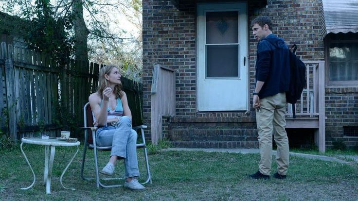 "Kelly Lynch and Harry Treadaway play a troubled mother and son in the Audience miniseries ""Mr. Merce"