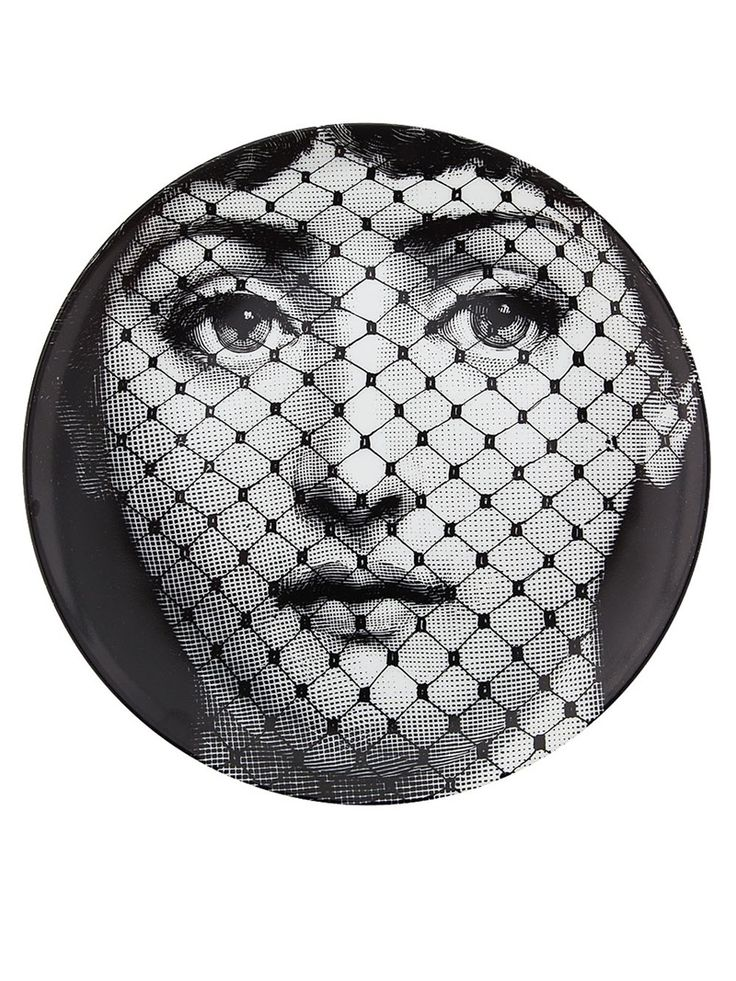 1000 images about cuckoo 4 piero fornasetti on pinterest icons chairs and plates - Fornasetti faces wallpaper ...