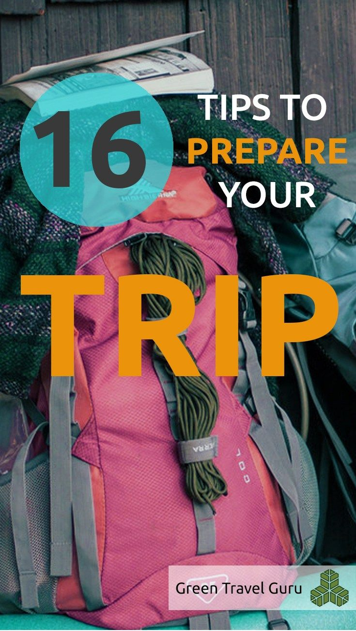 In less than two days we are heading to our next destination: Israel. As you prepare for travel abroad, you may begin to feel overwhelmed by all the things to remember. We made a list of the essential things you'll need to do before strapping on your backpack 1. Get a Passport The first item …
