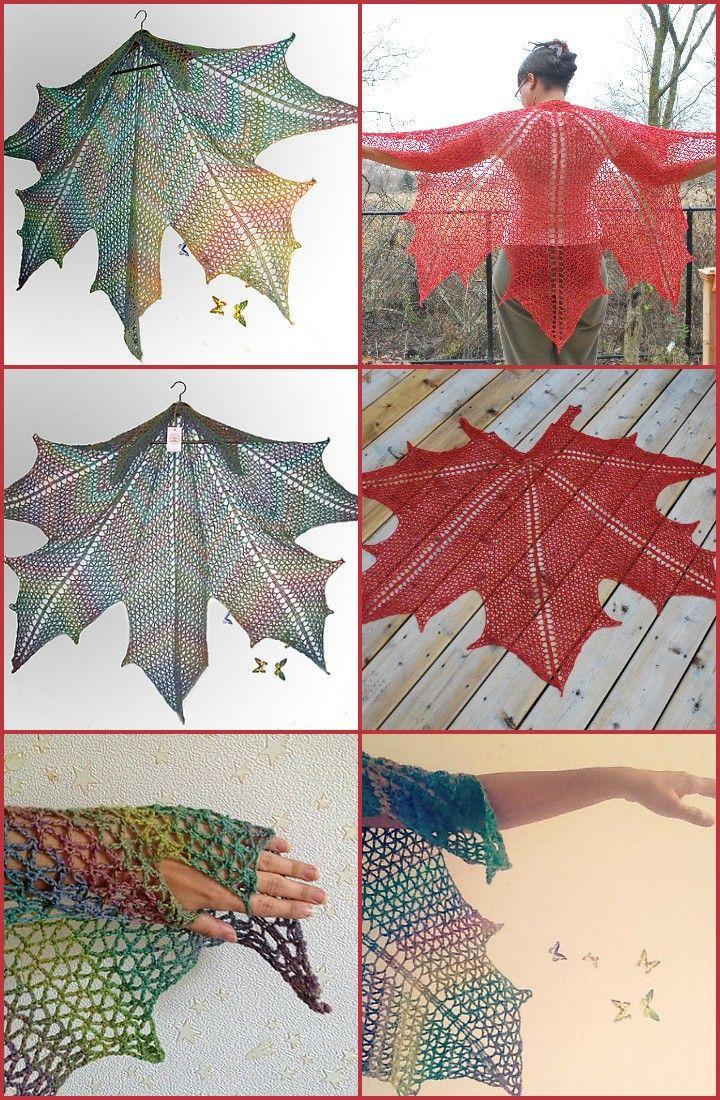 100 Free Crochet Shawl Patterns - Free Crochet Patterns - Page 15 of 19 - DIY & Crafts