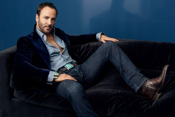 Tom Ford Is Now Making Underwear in the Most Tom Ford Way Ever | GQ