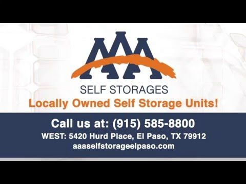 Climate control #storage prevents your possession from being at the mercy of #ElPaso's dry weather. Protect your things with the proper precautions-contact us today!  www.aaaselfstorageelpaso.com | 915.585.8800