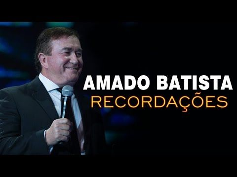 AMADO BATISTA 2017 CD SÓ PRA RELEMBRAR