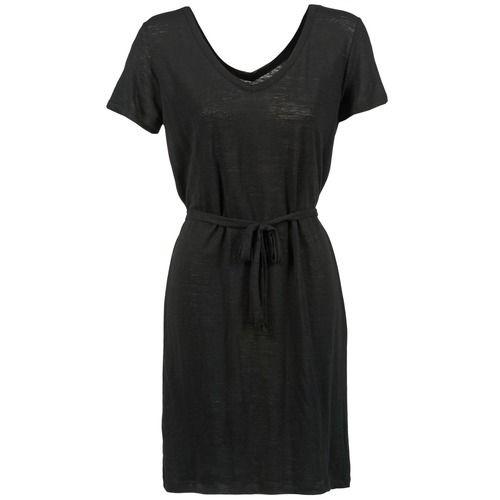 Rövid+ruhák+Petit+Bateau+LIBINE+Black+17191.00+Ft