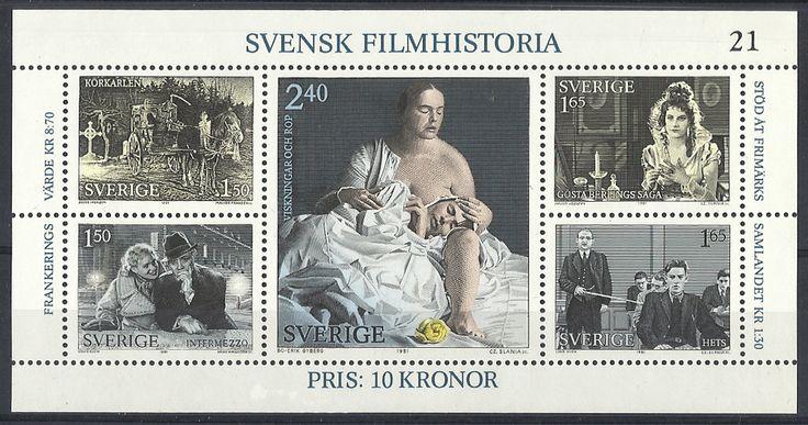 Svensk Filmhistoria
