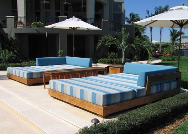 Outdoor Daybeds Let You Enjoy Summer In Comfort And Style - 25+ Best Ideas About Outdoor Daybed On Pinterest Beach Style