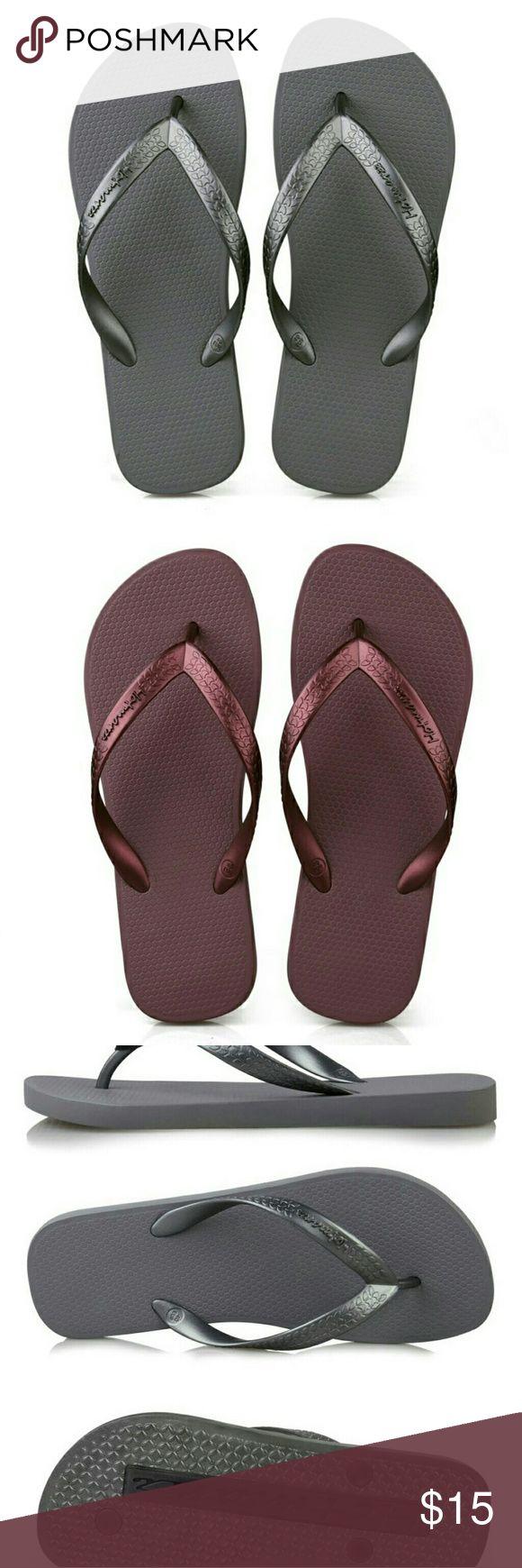 Flip Flops for Men,Non slip Fat Beach Sandals Brand new high quality men's flip flops Shoes Slippers