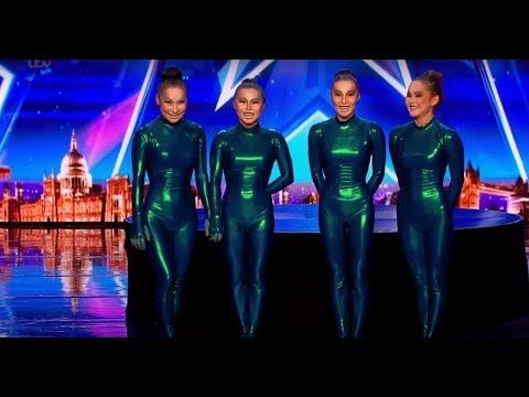 WOW! Unbelievable Jaw Dropping Performance by These Amazing Wonderful Girls! - YouTube