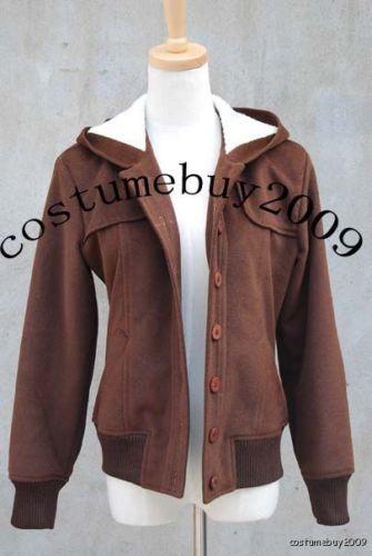 >> Click to Buy << Twilight Bella Swan Brown Wool Jacket Coat Winter Hoodies For Women Cosplay Costumes Custom Made #Affiliate