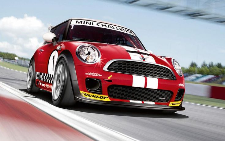 Mini Cooper Racing Bonnet and Boot Stripes - StripeMyMini