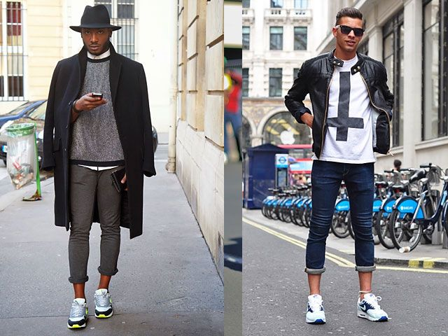 How To Wear Sneakers With Style    Stolen for you by your fav partner in CRIME | http://londoncri.me/party-in-crime-p