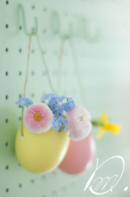 hängende eiervasen wunderschön-gemacht