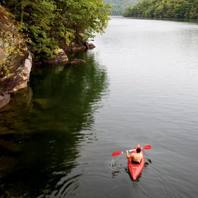 Lake Santeetlah, North Carolina - The Best Lakes Across the South - Southern Living