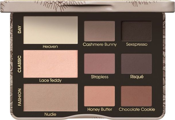 Too Faced Natural Matte Eyeshadow Palette for Summer 2015