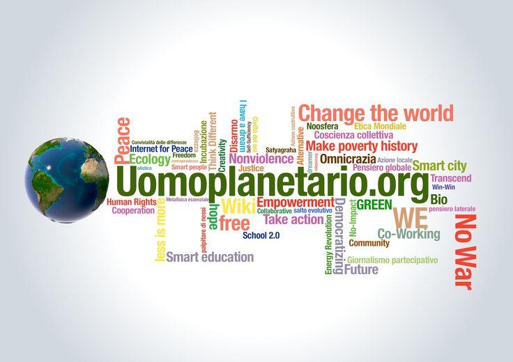 Uomoplanetario.org Mission