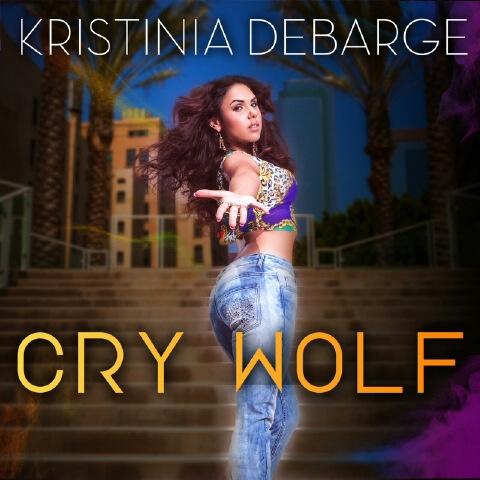 Kristinia DeBarge - Cry Wolf (Single/Video & Bio) #newmusic