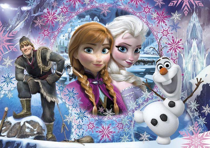 Clementoni Kinderpuzzle 104 Teile Disney: #Frozen (27913) Eiskönigin in Spielzeug, Puzzles & Geduldspiele, #Puzzles   eBay