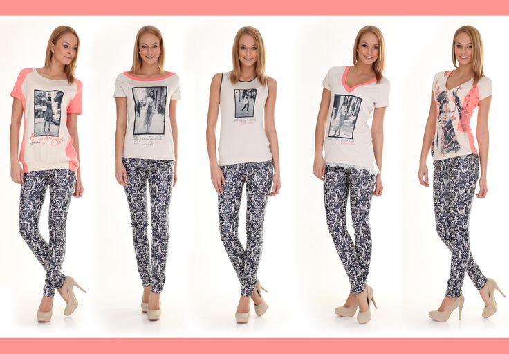 #choralcollection #collection #magentafashion #fashion #trousers #tops #women #womenfashion #hot #love #girl #mood #lookbook
