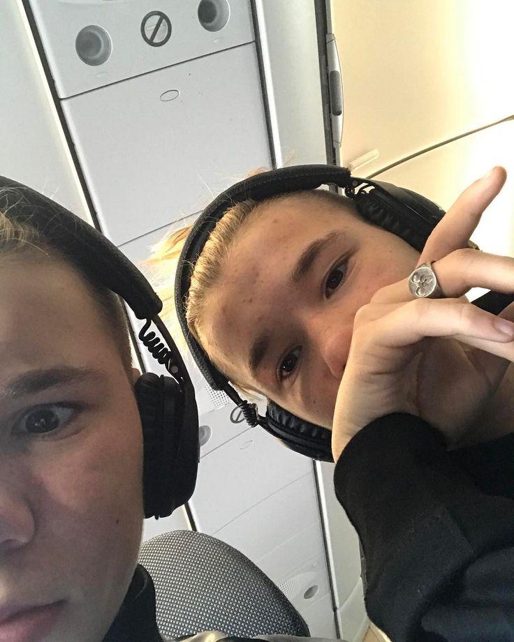 GB Marcus and Martinus Gunnarsen Twins