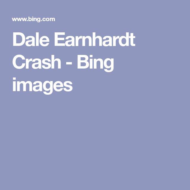 Dale Earnhardt Crash - Bing images