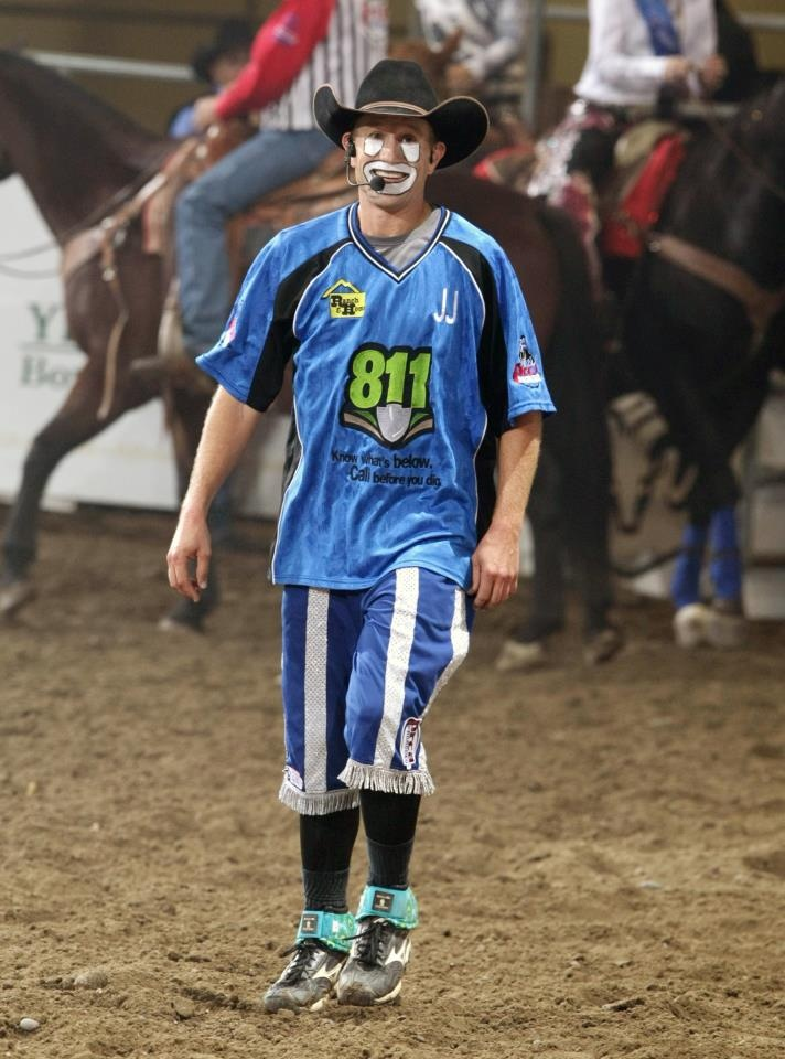 65 Best Rodeo Clown Bulkfightwrs Images On Pinterest