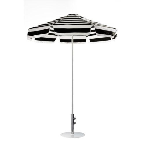Chaplin Stripe 1.9m Large Umbrella