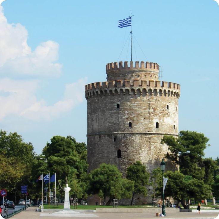 «Στο Λευκό τον Πύργο…»! Σε μια καλοκαιρινή εξόρμηση στη Βόρεια Ελλάδα, η συμπρωτεύουσα αποτελεί μια επιβεβλημένη στάση στο ταξίδι σας! http://ht.ly/muiUJ