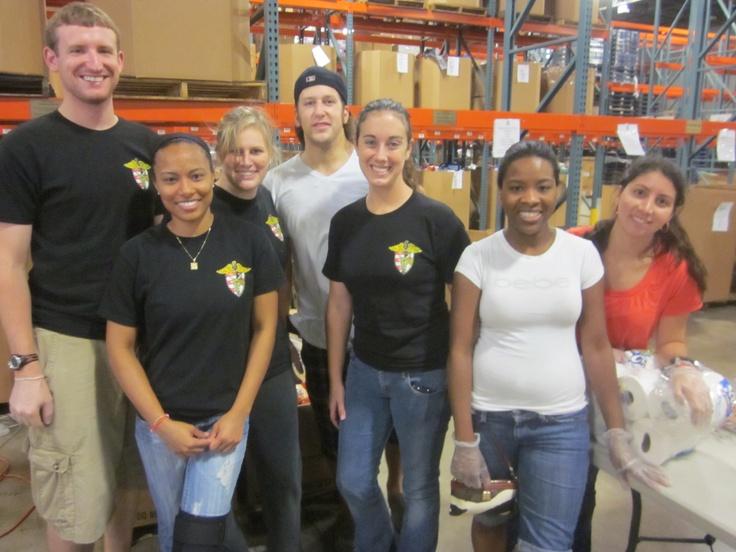 Barry University Volunteers