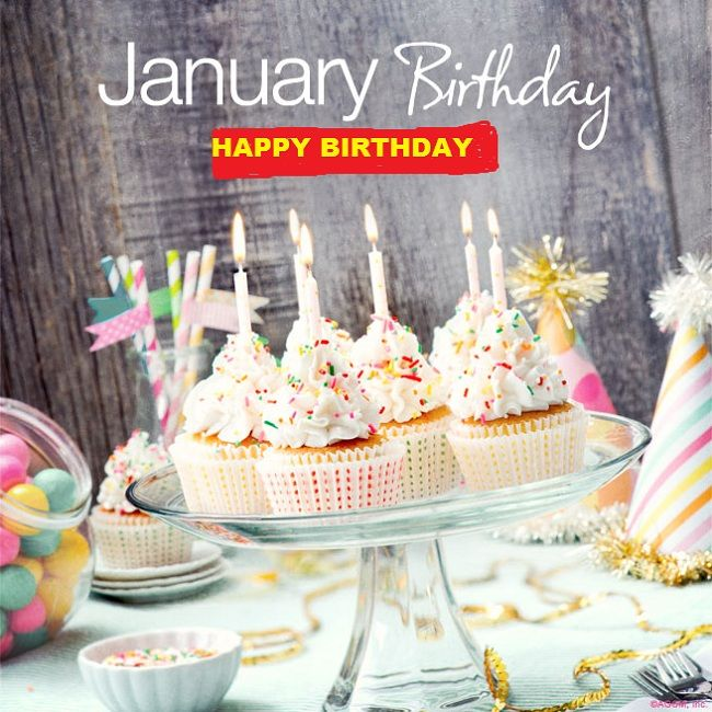 Image result for january happy birthday