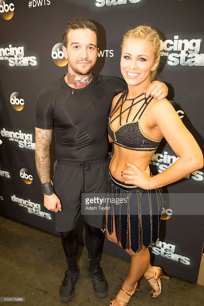 'Episode 2203 - The remaining celebrities will set out to leave a lasting impression with their dances as they commemorate their most memorable year, on 'Dancing with the Stars,' live, MONDAY, APRIL 4, 2016 (8:00-10:01 p.m. EDT) on the ABC Television Network. Mark Ballas and Paige VanZant